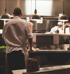 restaurant keuken