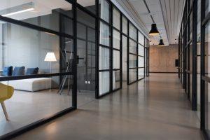 moderne kantoorruimte